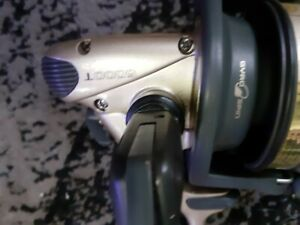 Daiwa Emblem S 5000t carp fishing reel
