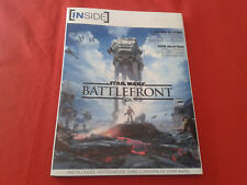 GUIDE INSIDE STAR WARS BATTLEFRONT EA PS4 SONY PLAYSTATION 4 XBOX ONE MICROSOFT