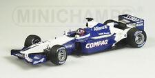 WILLIAMS F1 BMW FW23 2001 J.P. MONTOYA MINICHAMPS 1/18 NEW