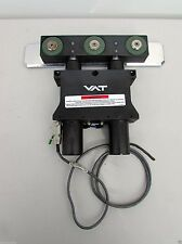 VAT Made in Switzerland Slit Valve 07512-UA24 A-325128 Wafer Transfer Vacuum