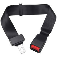 Car Seat Belt Extender Safety Belt Extension Adjustable Length Seat Belt
