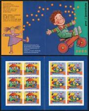 SWITZERLAND 2003 Pro Juventute  Booklet, Complete