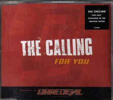 The Calling-For You cd maxi single