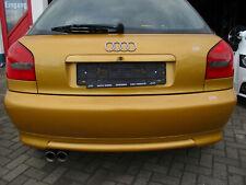 Paragolpes trasero Audi a3 8l mayagelb ly1u japone alerón oro
