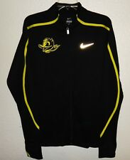 NEW M NIKE OREGON DUCKS TEAM ISSUED ANGRY COMBAT PUDDLES TRACK TOP JACKET RARE