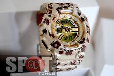 Casio Baby-G Leopard Pattern Ladies Watch BA-110LP-9A