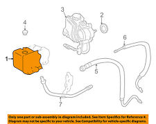 GM OEM-Power Steering Pump 26091879