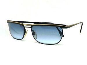 Vo 3043 VOGUE Sunglasses Men Made IN Italy Vintage Ages 90 Metal Black