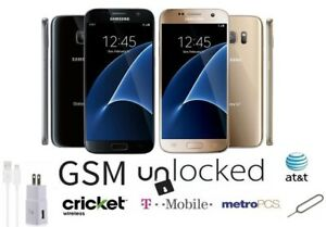 Samsung Galaxy S7 - 32GB - GSM Unlocked / AT&T / T-Mobile / BoostMobile