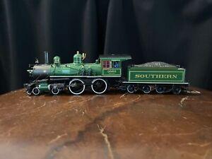HO Southern Railway Bachmann Spectrum 4-4-0 3863 DCC