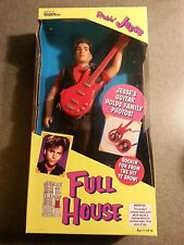 """1993 Tiger Toys FULL HOUSE ROCKIN' UNCLE JESSE 12"""" DOLL MINT IN PACKAGE RARE!!"""