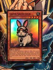 OCCASION Yu-Gi-Oh! Lapin Sauveteur CT09-FR015 / Super Rare
