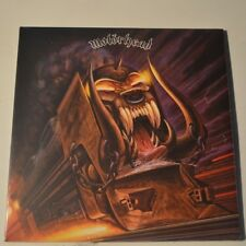 MOTORHEAD - ORGASMATRON - 2008 UK LTD. EDITION 3-LP SET COLOR VINYL NEW SEALED