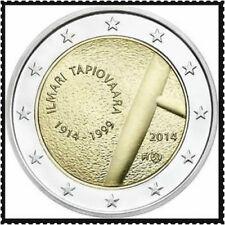 2 EURO *** Finland 2014 *** Ilmari Tapiovaara 1914 - 1989  *** Finlande 2014 !!!