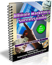 AFFILATE TE MARKETERS SUCCESS GUIDE PDF EBOOK FREE SHIPPING RESALE RIGHTS