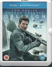 "OBLIVION - Tom Cruise - Blu-Ray *Special Edition ""Frame"" Casing* *FREE UK P&P*"