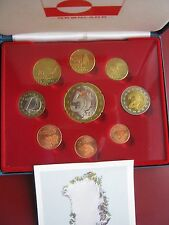 Greenland 2004 INA Fantasy Pattern Proof coin set 1 Ceros - 5 Europ COA boxed
