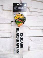 Chicago Blackhawks Aufkleber 23cm Logo Decal Badge Emblem NHL Eishockey