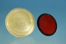 Lifa VII Antireflex UV1 - OL UV-Farbfilter Rot - (80520)