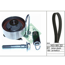 HONDA CIVIC MK7 1.4 I IS GENUINE INA TIMING BELT KIT 14520-PLC-335 14400-PLA-004