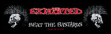 THE EXPLOITED - Superstrip - Patch Aufnäher - Bastards