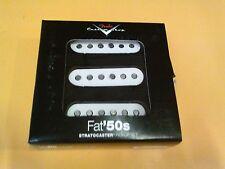New Fender Custom Shop Fat 50's Stratocaster Strat Electric Guitar Pickup Set
