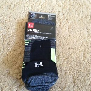 Under Armour No Show Running Socks Assorted Sizes and Colors