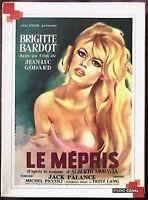 DVD : Le mépris - Brigitte Bardot - Ed Collector - NEUF