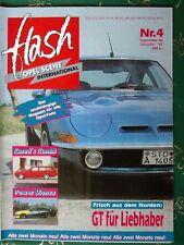 flash 4-92+OPEL GT+MONZA+REKORD C+MANTA+KADETT CARAVAN & COUPÈ+ASCONA+CORSA GSI