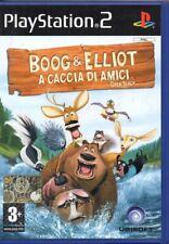 BOOG & ELLIOT A CACCIA DI AMICI - PS2 (USATO OTTIMO) ITALIANO