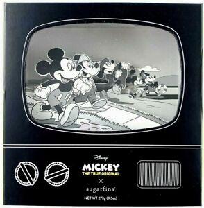 Disney Mickey Mouse True Original x Sugarfina: 90 Yrs Collectible Bento TV Box