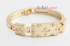 hollywood designer style luxury Monogram Bracelet