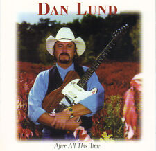 """Dan Lund music CD """"After All This Time"""""""