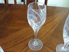 """MIKASA OLYMPUS 1 WATER GLASSES 9"""""""