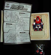 "SUPER DEFORMED COMBATTRA ROBOT 2.5""DIECAST MIB JAPAN SUPERHERO SHOGUN BANPRESTO"