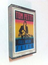 TOM PETTY  FULL MOON FEVER, CASSETTE