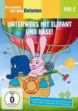 DIE SENDUNG MIT DEM ELEFANTEN-DVD 2  DVD NEU