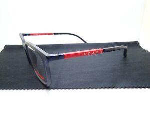 PRADA VPS 05N UR7-101 EYEGLASSES,GLASSES,FRAMES,EYEWEAR,SPECTACLES