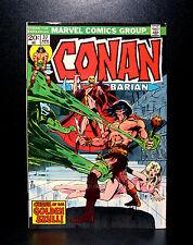 COMICS: Marvel: Conan the Barbarian #37 (1974), 1st Juma app/Neal Adams art