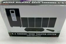 Craig 5.1 Channel Home Theater System W/ DVD Player