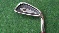 Ex Demo Wilson CI6 6 Iron, Regular Steel Shaft, Flat Lie