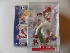 McFarlane MLB 7-scott rolen Cardinals Variant personaje-embalaje dañados