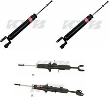 KYB 4 Excel-G Shocks Fits: Nissan 350Z Infiniti G35 Coupe with Sport Suspension