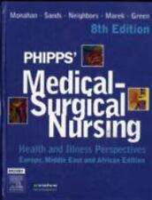 Phipps' Medical-Surgical Nursing: Health and Illness Perspectives FREE SHIPPING
