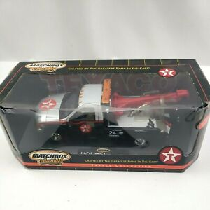 Ford F-350 Series Texaco Holmes Wrecker 440 Matchbox 1/18 Scale Toy Diecast NOS