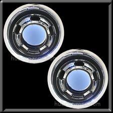 "(2) 2011 2012 Dodge Ram Truck 3500 Rear Pair 17"" Hubcaps Wheel Simulator Dually"
