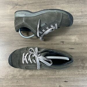 Keen Mens Coronado Size 9 M Suede Athletic Fashion Sneaker Shoes Tawny Olive