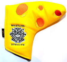 WHISTLING STRAITS Embroidered PRG Cheese PUTTER COVER