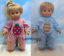 Both Lovebug Outfits Doll for Bitty Baby Doll Twins Widest Selection  - Lovvbugg
