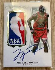 Custom Card Logoman Patch Flawless Exquisite One Of One Michael Jordan